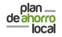 Plan de ahorro local